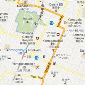 [み]iOS6にしたけど、どうしてもGoogleマップを使いたいならブラウザ版のGoogleマップを使おう