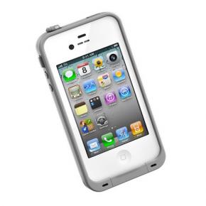 [み]iPhone4Sのケースは、薄くて、防水で、防塵で、耐衝撃で、海も山もOKなLifeProof Caseがいいね