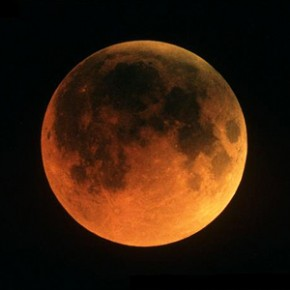 12月10日(土)は日本全国で皆既月食が見られるよ