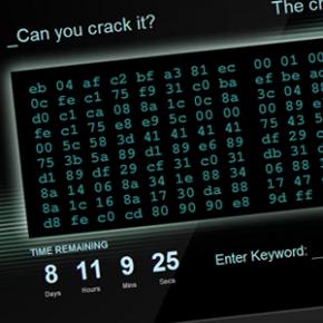 [み]暗号解読で就活ってはやってるんですね
