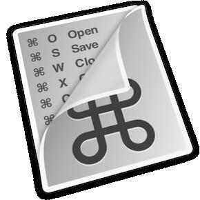 [み]これでMacアプリのショートカットは完璧!全部のショートカットをcommand長押しで表示してくれる「CheatSheet」