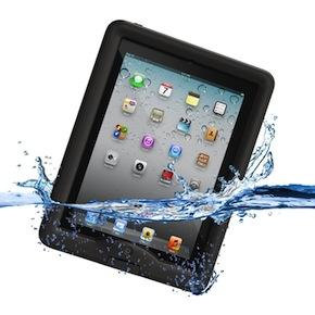[み]ついにLifeproofからiPad用の防水・防塵・耐衝撃ケースがでた!