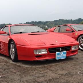 [み]スーパーカーミーティングに行ったら、フェラーリ買えそうな錯覚に落ちた