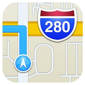 [み]iOS6の地図アプリに総統閣下もお怒りですね