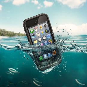 [み]防水・防塵・耐衝撃のiPhoneケース「LifeProof Case(iPhone5用)」に新しいカラーが追加されてる