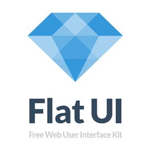 [み]フラットデザインって何?っていう方に。フラットデザインのギャラリーサイト「FlatDesign.」