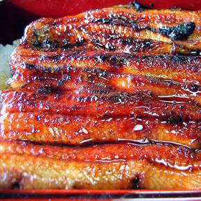 [み]1年くらい前のひるおびで紹介していた、市販の鰻をおいしく食べる方法
