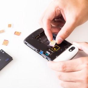 [み]SIMフリーiPhoneSEで格安SIMの代表格IIJmio(みおふぉん)のSIMを利用する方法