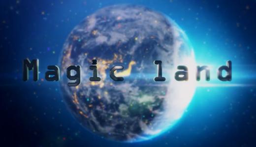 位置情報連動型ブロックチェーンゲーム|DApps「CROSS LINK(旧Magic land)」